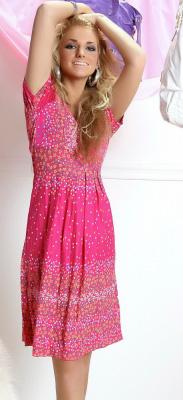 Jarní šaty